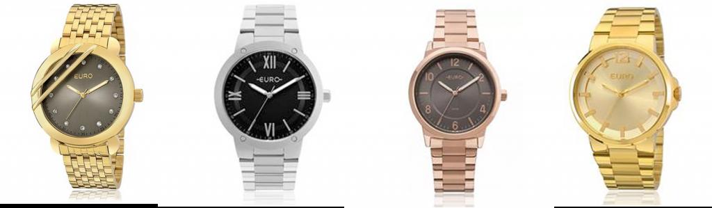 Relógios Sabrina Sato Euro