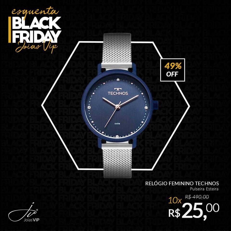 Então comece a economizar desde já no Esquenta Black Friday do Joias Vip!