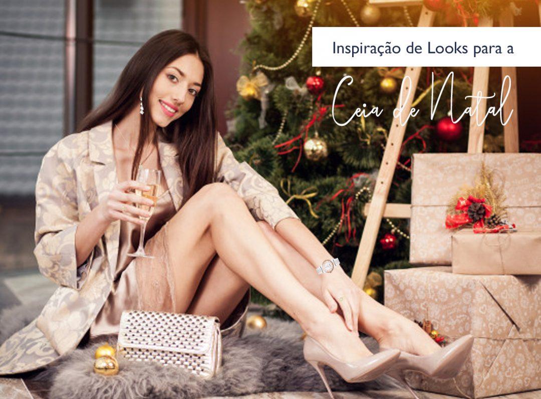Inspiração de Look para a ceia de Natal
