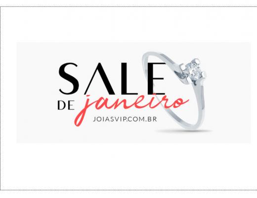 Sale de Janeiro Joias Vip