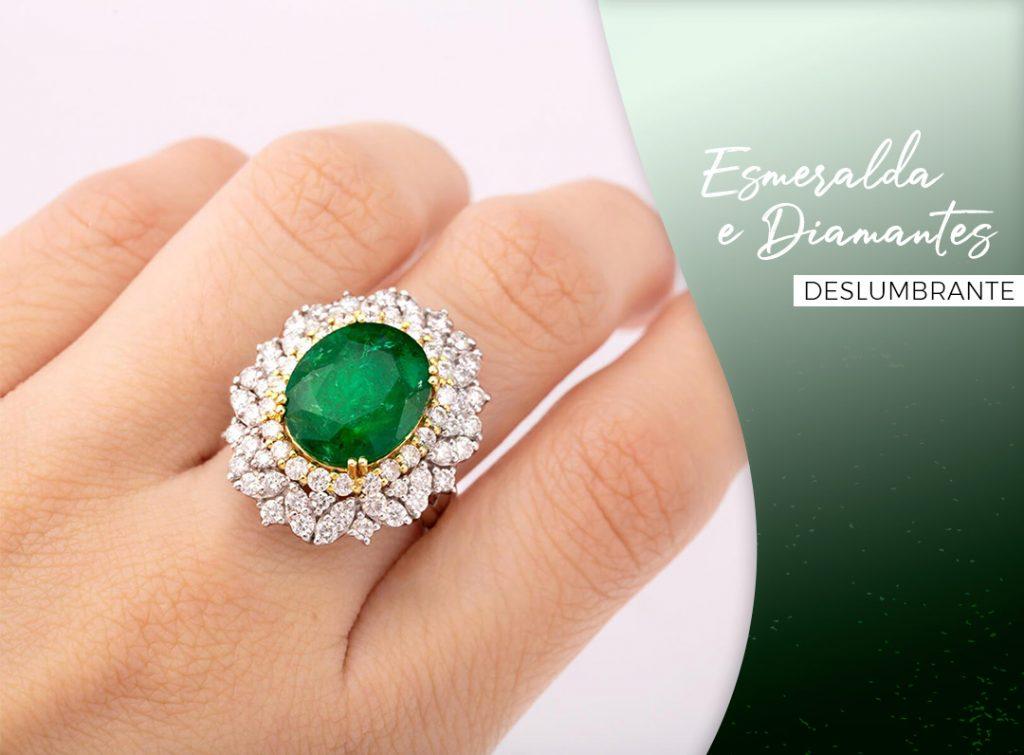 Segunda das Preciosidades: A Esmeralda