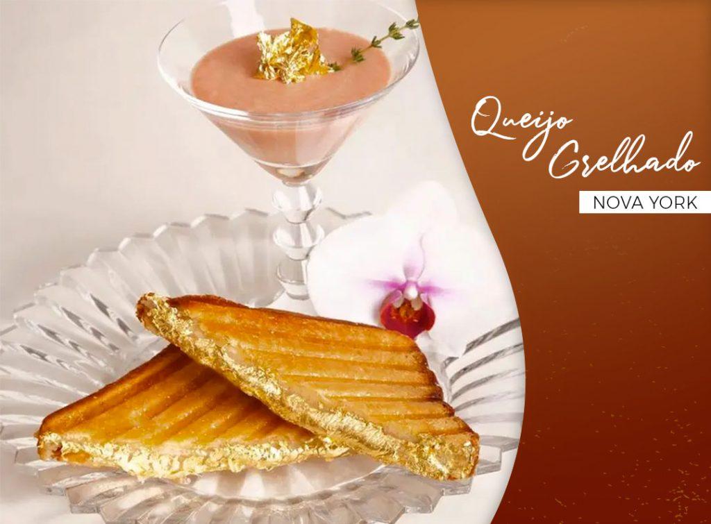 Joias Comestíveis: o Ouro na Gastronomia - Parte I