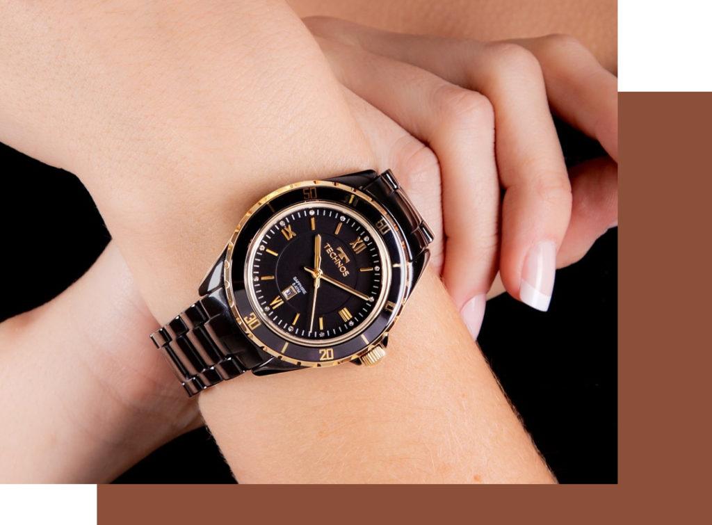 O que devemos saber sobre relógios de cerâmica?