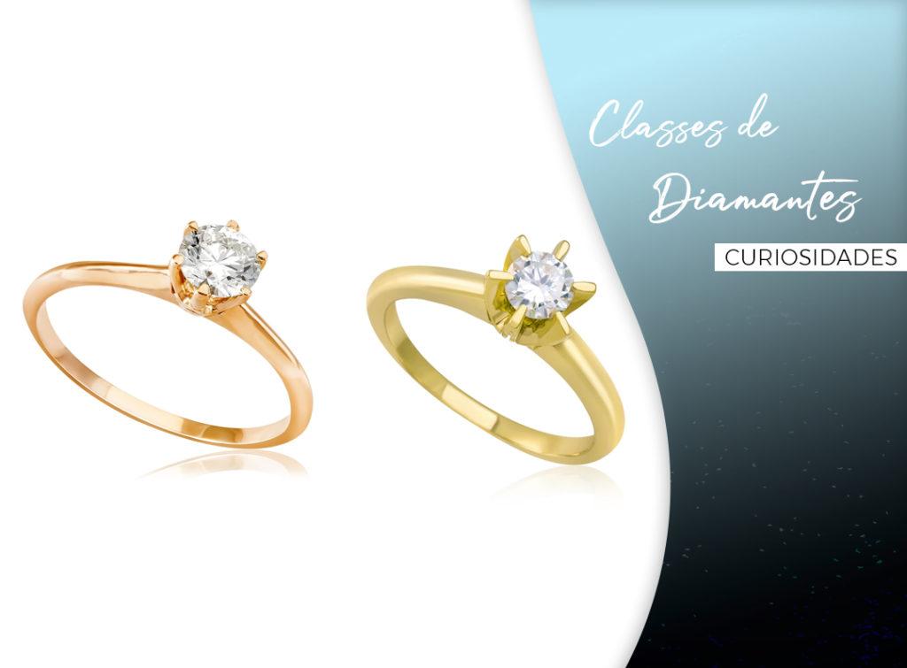 Como classificar Diamantes?
